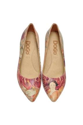 Dogo Rosegold Kadın Topuklu Ayakkabı