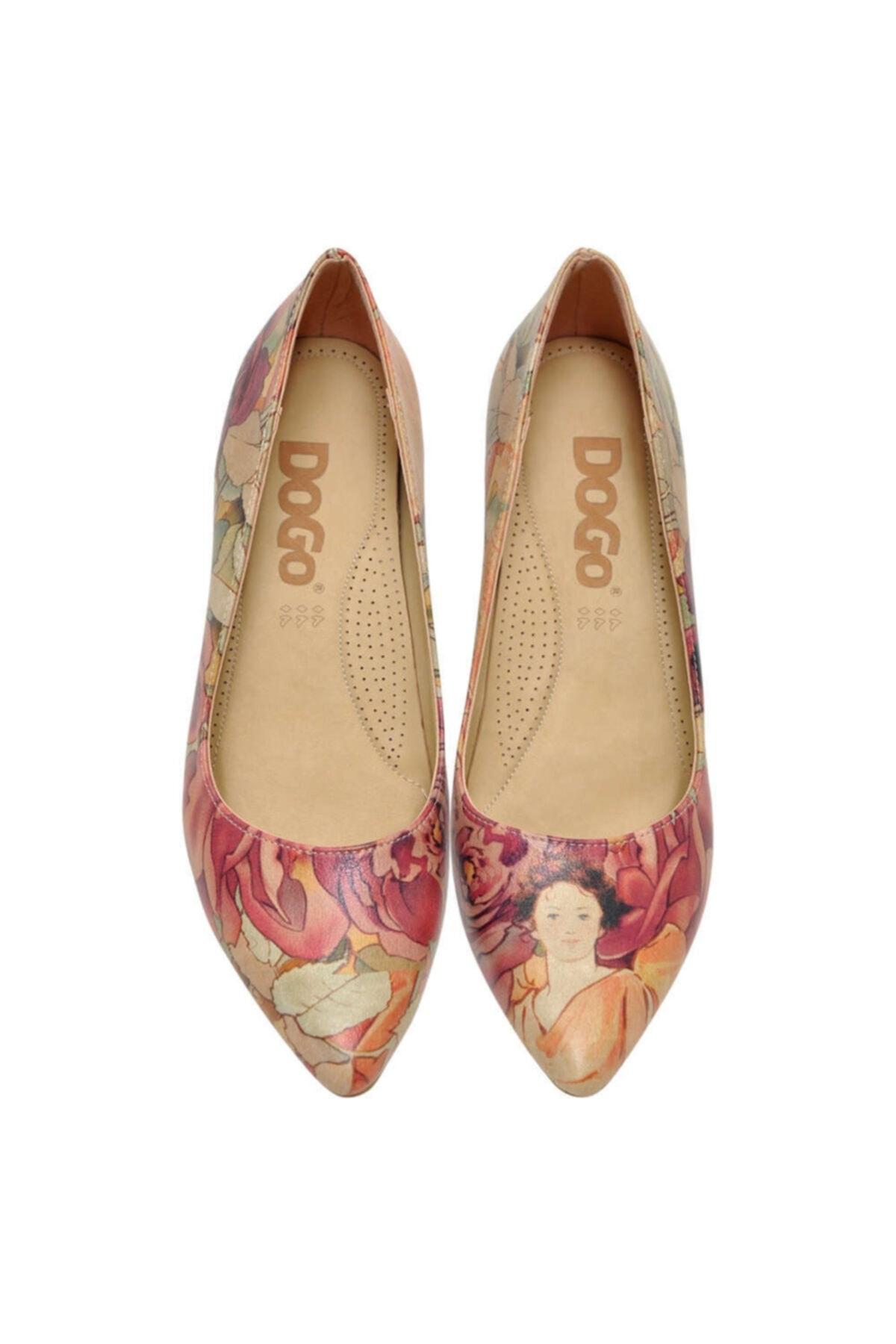 Dogo Rosegold Kadın Topuklu Ayakkabı 1