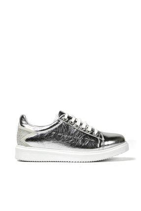 Hammer Jack Gümüş Kadın Sneaker 524 4050-Z-301