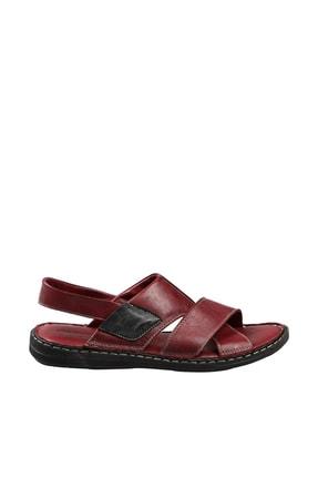 Hammer Jack Bordo - Siyah Erkek Terlik / Sandalet 183 504-M