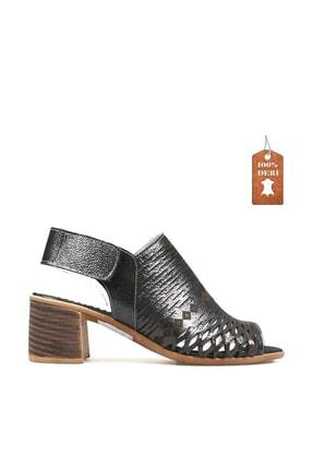 Hammer Jack Sıyah Kadın Ayakkabı 193 39-z