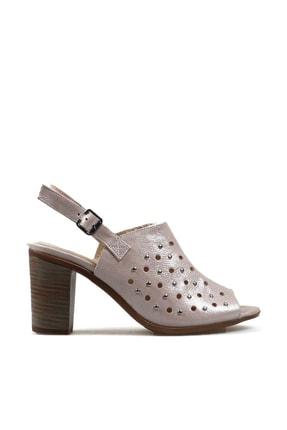 Hammer Jack Pudra Saten Kadın Ayakkabı 538 114-z
