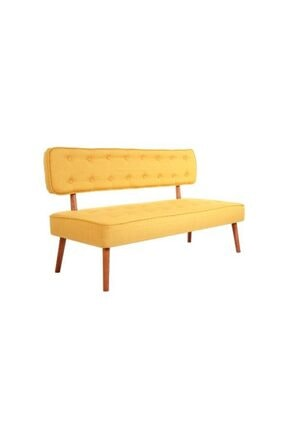 Ze10 Design Westwood Loveseat Iikili Kanepe Sarı