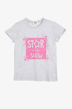 Koton Kids Kar Melanj Kız Çocuk T-Shirt