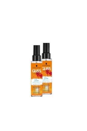 Gliss Sun Protect Koruyucu Saç Bakım Spreyi 100 ml X 2 Adet 3838824367052