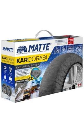 Matte Kar Çorabı - Extrapro - 205 65 R16 Large