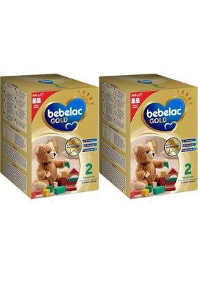 Bebelac Gold 2 Devam Sütü 900x2 Gr 6-12 Ay
