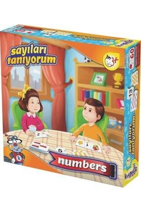 """Anatolian Puzzle Kırkpabuç """" Sayıları Tanıyorum """" Eğitici Oyun"""