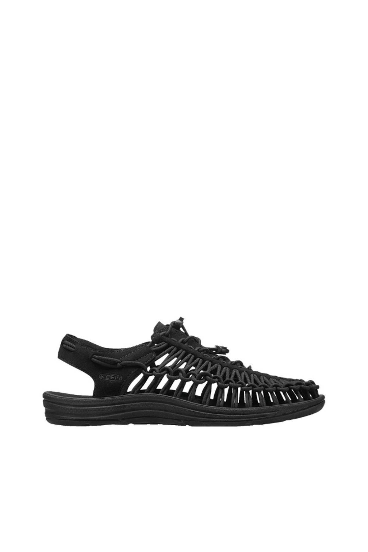 Keen Uneek Erkek Sandalet Siyah 1