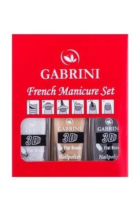Gabrini French Manicure Set 8696814015990