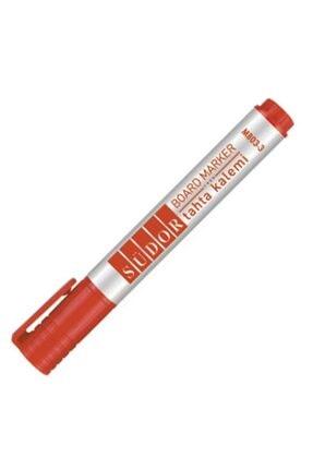 Südor Mb03-3 Tahta Kalemi Doldurabilir Kırmızı