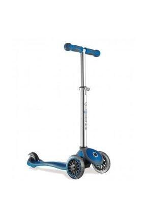 Globber Primo Plus 3 Tekerlekli Mavi Scooter