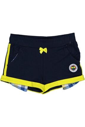 Fenerbahçe Fenerbahçe Lisanslı Kız Çocuk Miss Fener Şort