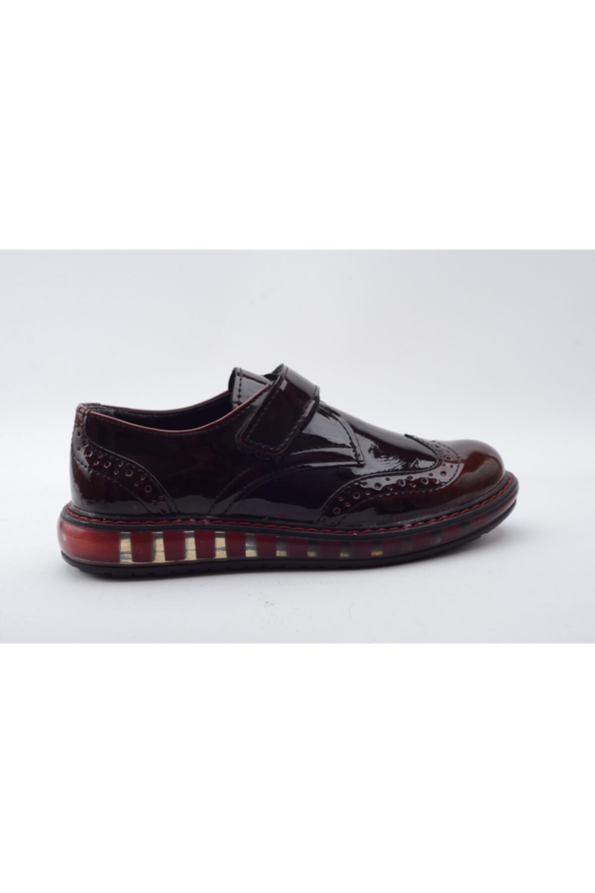 Flubber Erkek Çocuk Cırtlı Klasik Ayakkabı 1
