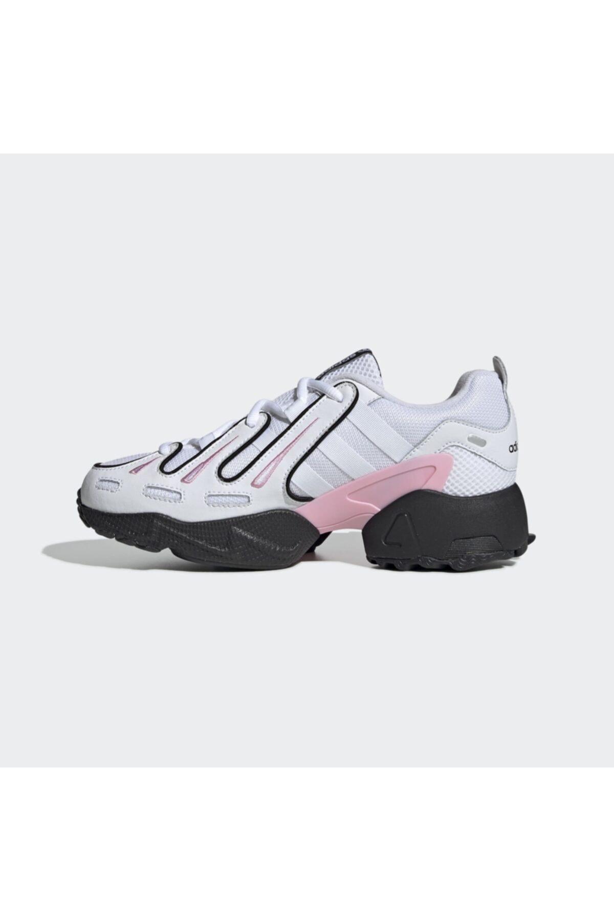 adidas Kadın Beyaz Gri Eqt Gazelle Günlük Spor Ayakkabı 2
