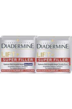 Diadermine Lift+Superfıller Gece + Gündüz Kremi 50 ml