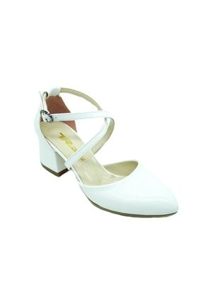PUNTO Kadın Kalın Topuk Ayakkabı 462072