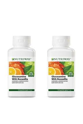 Amway 2 Adet Glucosamine With Boswellia Nutrıway