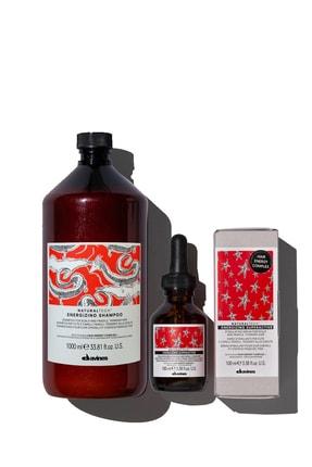 Davines Energizing Dökülme Önleyici Serum 100ml+şampuan 1000ml