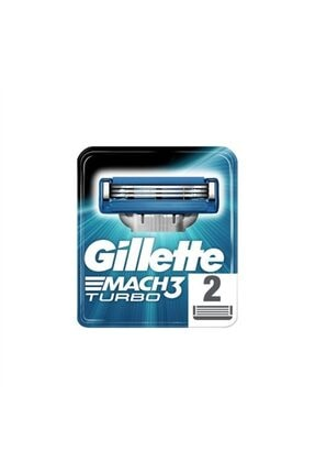 Gillette Gillette Mach3 Yedek Tıraş Bıçağı 2li