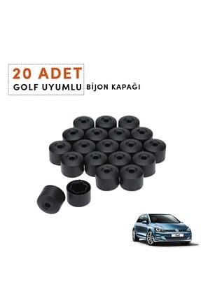OEM Golf 2004-2018 Bijon Kapağı (20 Adet) 1k0601173