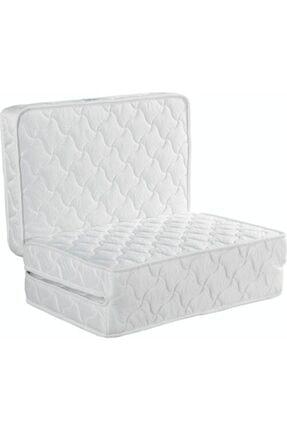 Bedform Tek Kişilik Katlanır Yaylı Yatak 90x190 cm