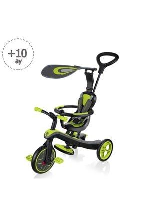 Globber Bisiklet Explorer 4ın1 Yeşil