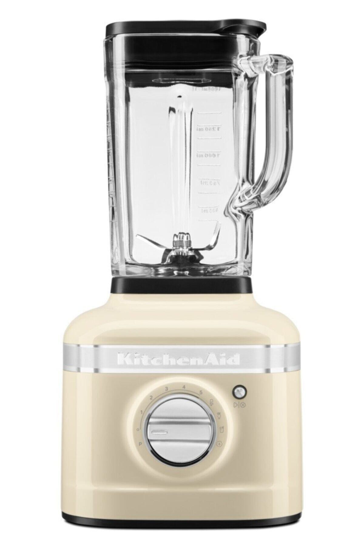 Kitchenaid K400 5ksb4026 Almond Cream Artisan Blender 1