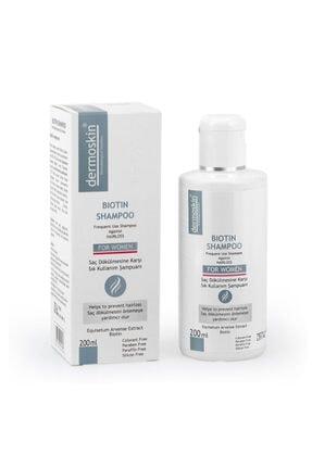 Dermoskin Biotin Kadın Şampuan 200ml
