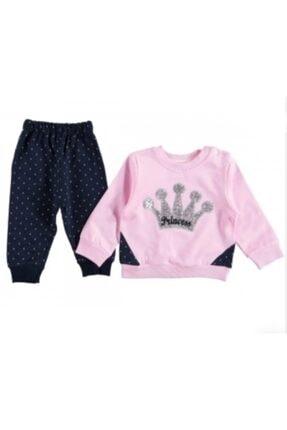 MINNIE Kız Çocuk Pembe Prenses 2'li Takım