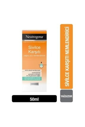 Neutrogena Visibly Clear Yağsız Yüz Nemlendiricisi 50 Ml