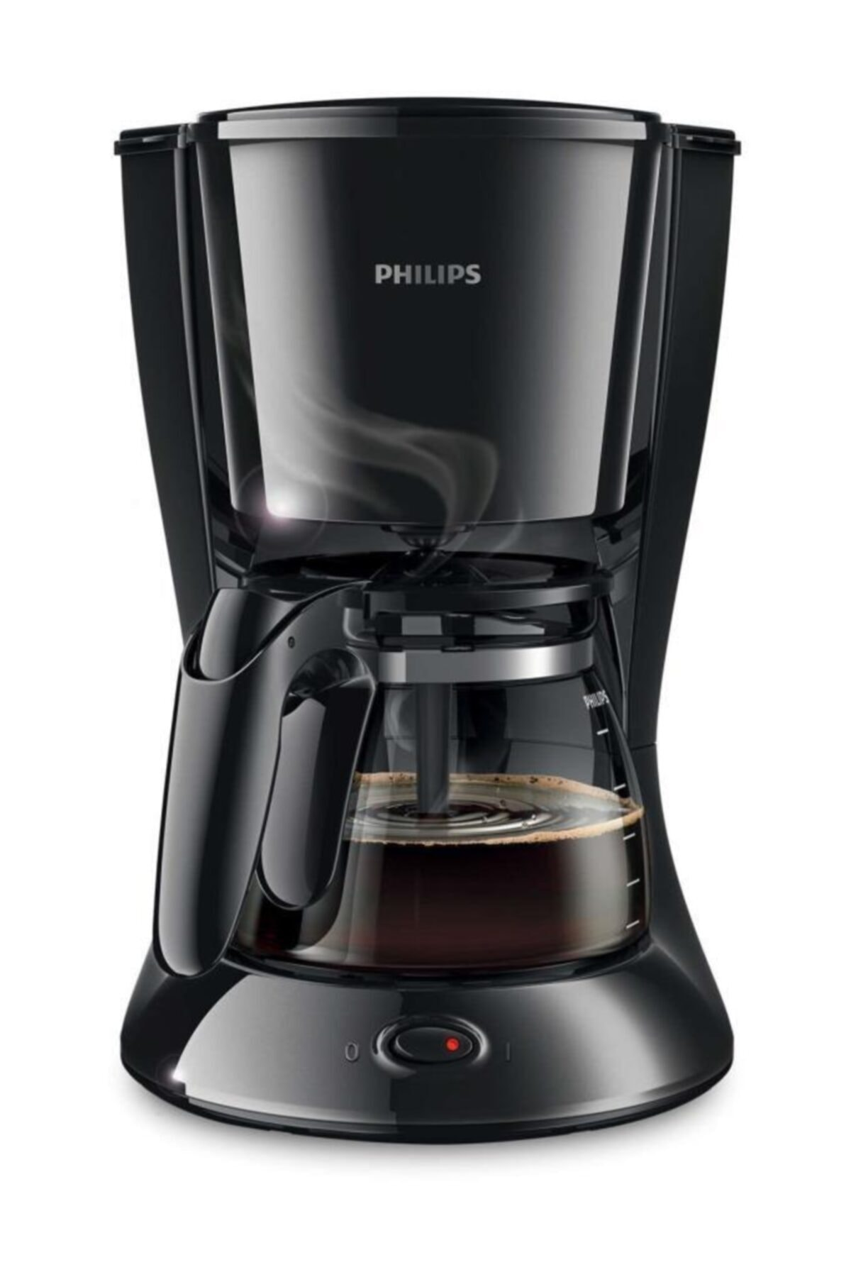 Philips Daily Collection Siyah Filtre Kahve Makinesi 2