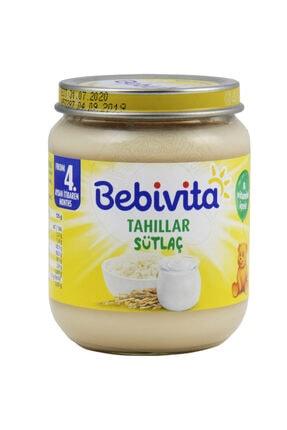 Bebivita Kavanoz Mamaları Sütlaç 125 Gr(+4 Ay)