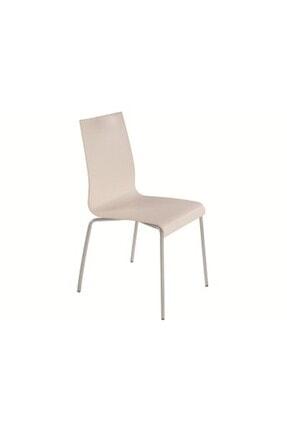 Papatya Krem Icon-s Plastik Sandalye