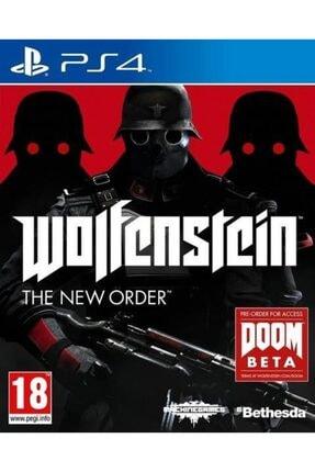 BETHESDA Ps4 Wolfensteın The New Order