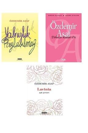 Yapı Kredi Yayınları Özdemir Asaf Set (3 Kitap)