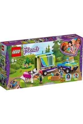 LEGO Friends 41371 Mia'nın At Römorku
