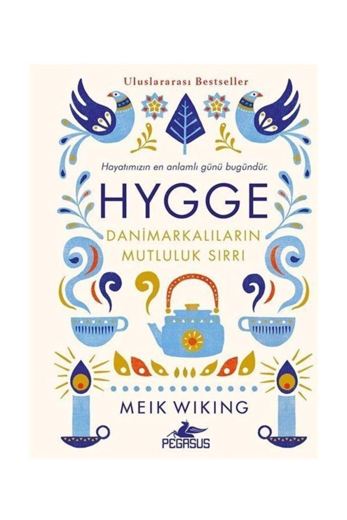 Pegasus Yayınları Hygge (ciltli) & Danimarkalıların Mutluluk Sırrı 1