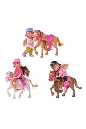 Simba Evi Ve Pony  At Binme Aksesuarı