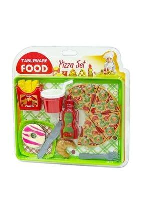 Uçar Oyuncak Tepside Pizza Seti