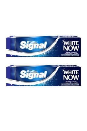 Signal White Now Anında Beyazlık 75 Ml. X 2 Adet