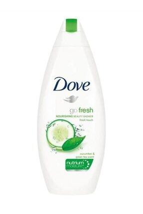 Dove Duş Jeli Fresh Touch 500ml