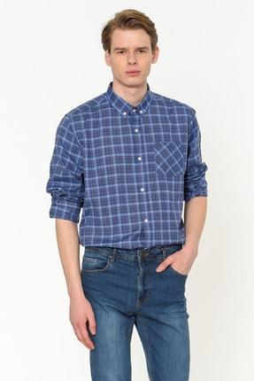 LİMON COMPANY Erkek Lacivert Gömlek 502956730