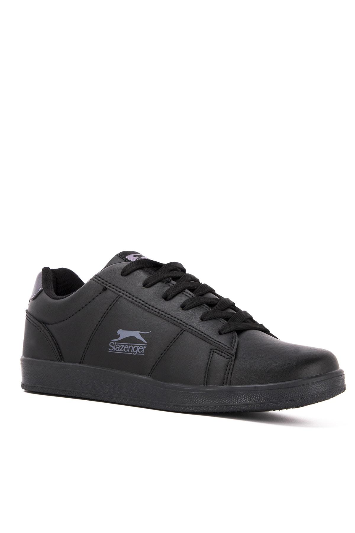 Slazenger Malcom I Günlük Giyim Kadın Ayakkabı Siyah 2