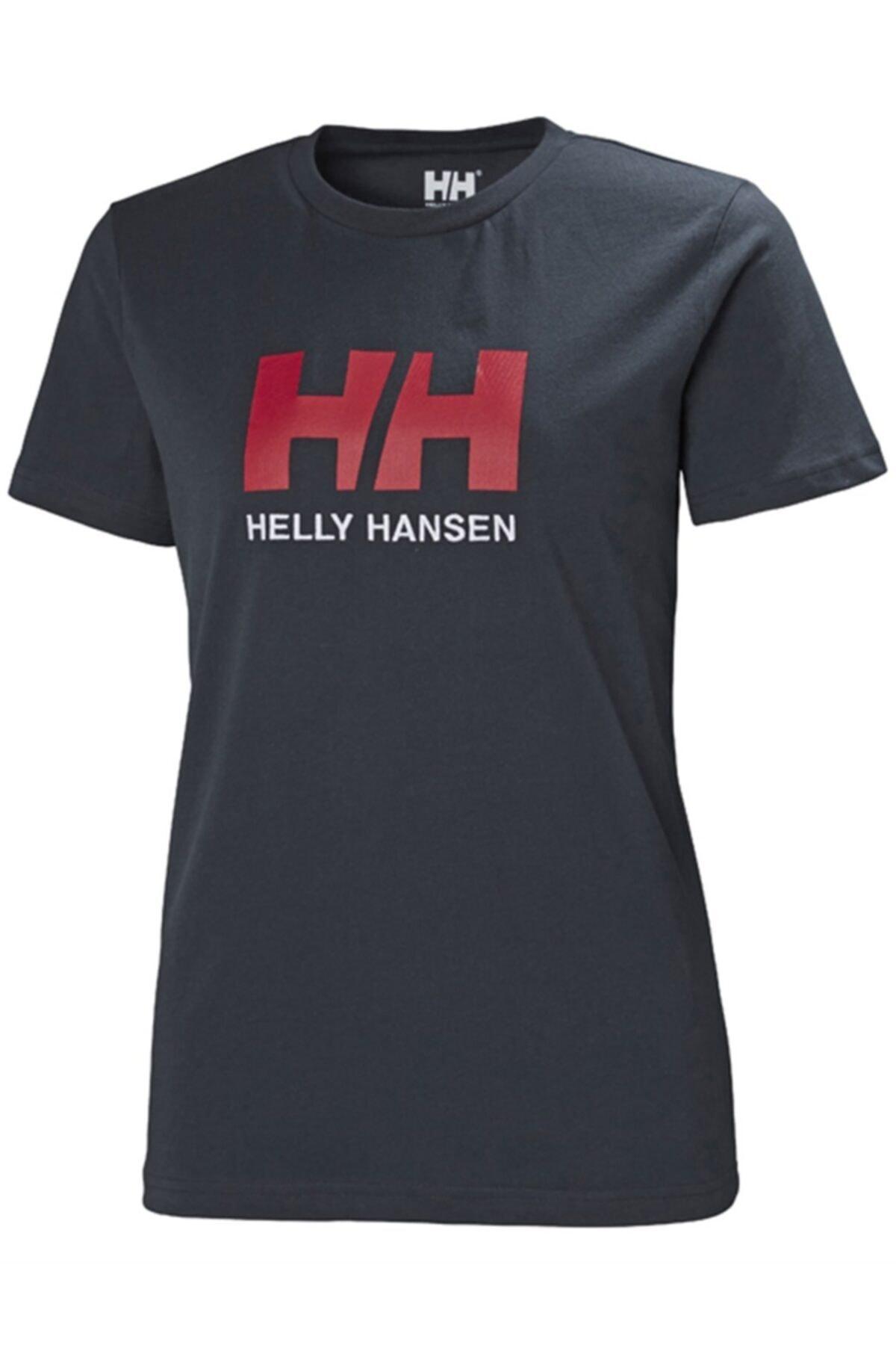 Helly Hansen Hh W Hh Logo T-shırt 1