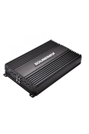 Soundmax Sx-2400.4 3000 Watt 4 Kanal Amplifikatör Oto Anfi Xv Sound