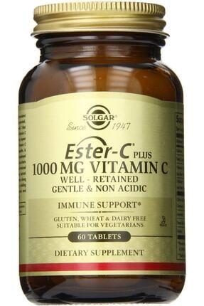Solgar Ester C 1000 Mg 60 Tablet