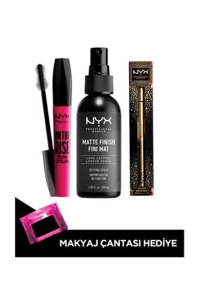NYX Professional Makeup Nyx Makyaj Seti