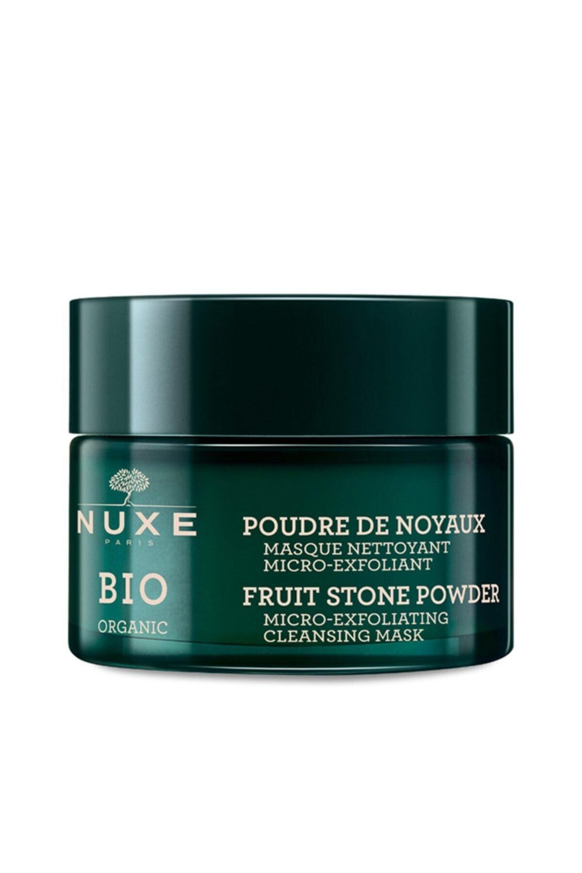 Nuxe Bio Organic Peeling Etkili Temizleyici Maske 50 ml 1