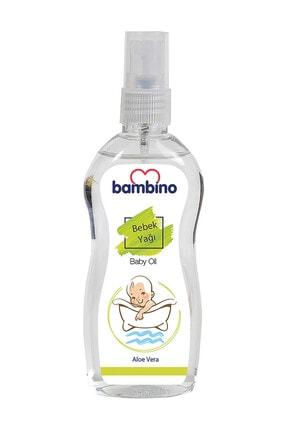 Bambino Sprey Bebe Yağı
